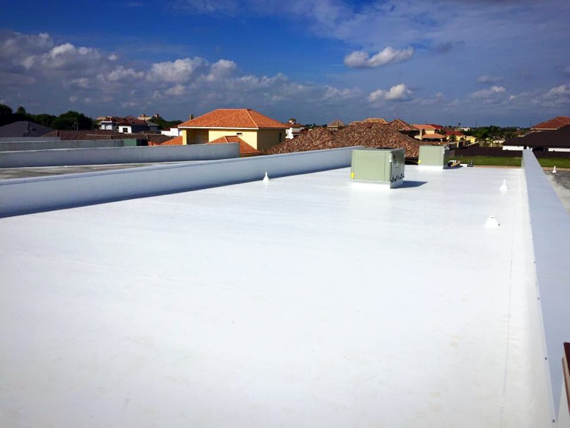 Commercial Roofing services Mcallen TX